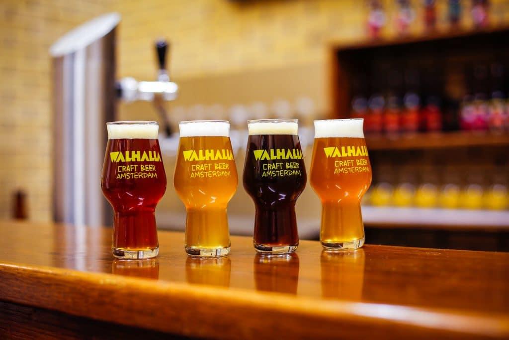 Walhalla Craft Brewery Amsterdam