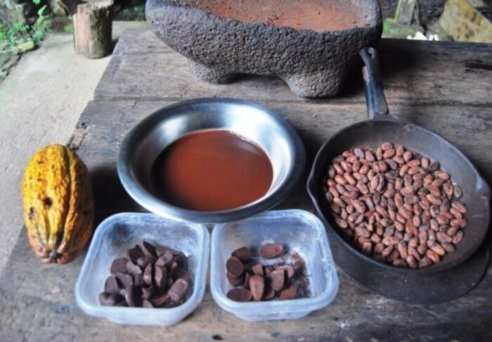 Chocolates in Costa Rica