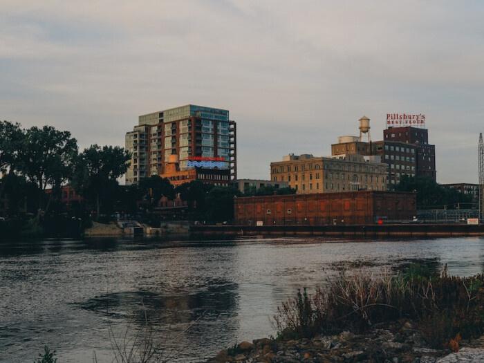Saint Anthony Main, Minneapolis, Minnesota