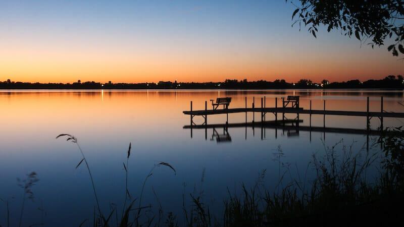 Lake Bemidji Minnesota