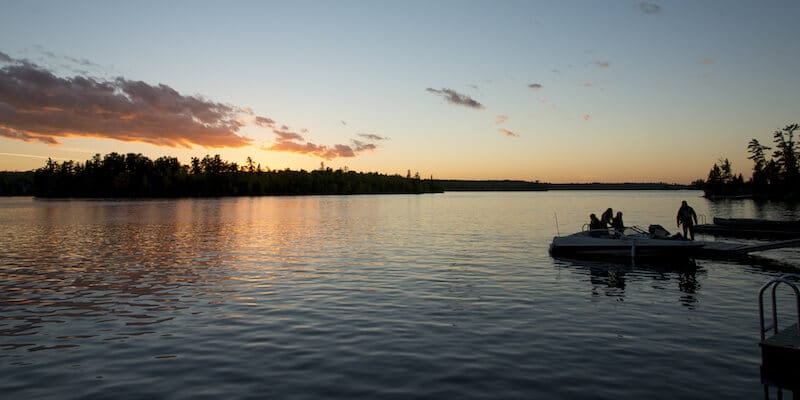 Lake of the Woods - Baudette, Minnesota