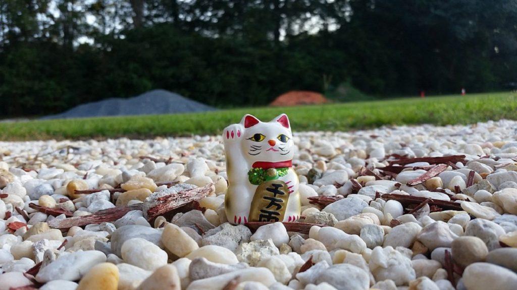 The classic Neko Cat
