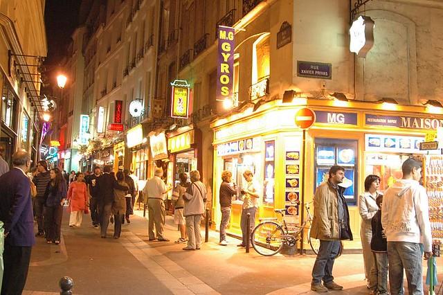 Paris Colors