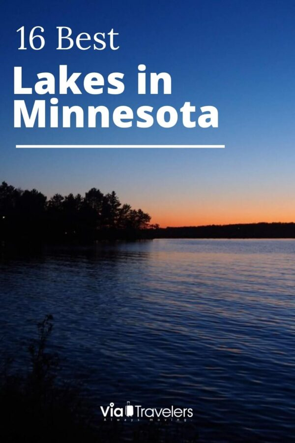Top Lakes to Visit in Minnesota