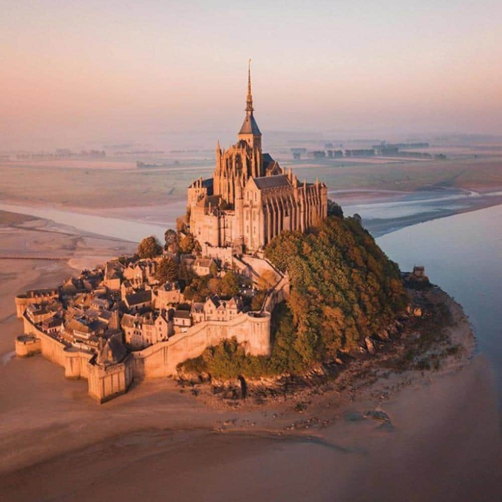 Mont St. Michel Normandy