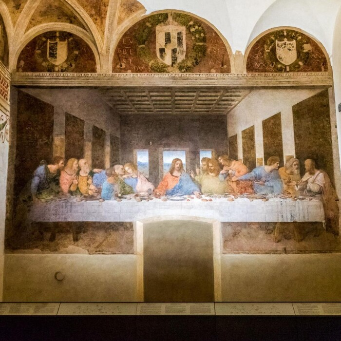 The Last Supper- Santa Maria Del Grazia in Milan