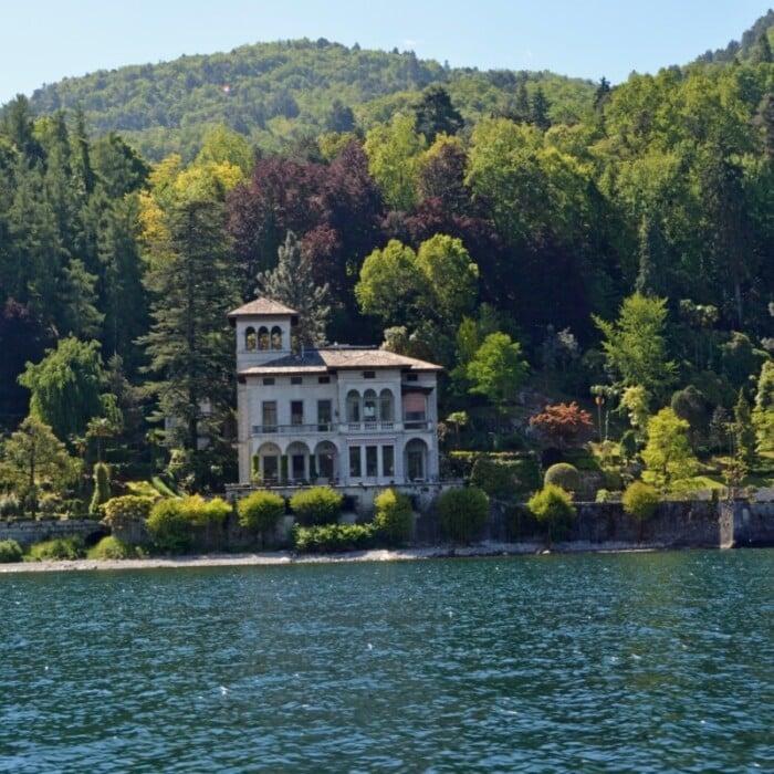 House on Lake Como