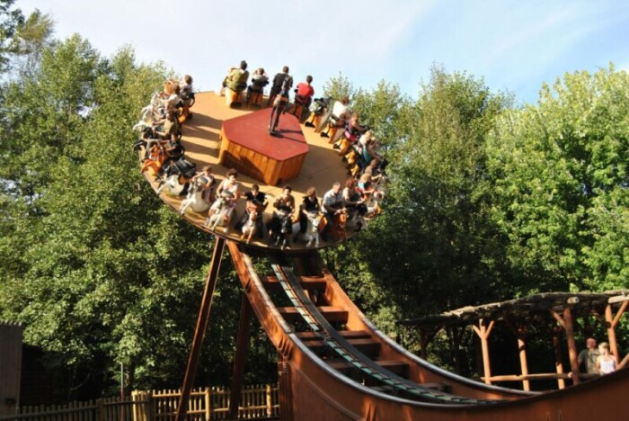 Theme parks in Europe