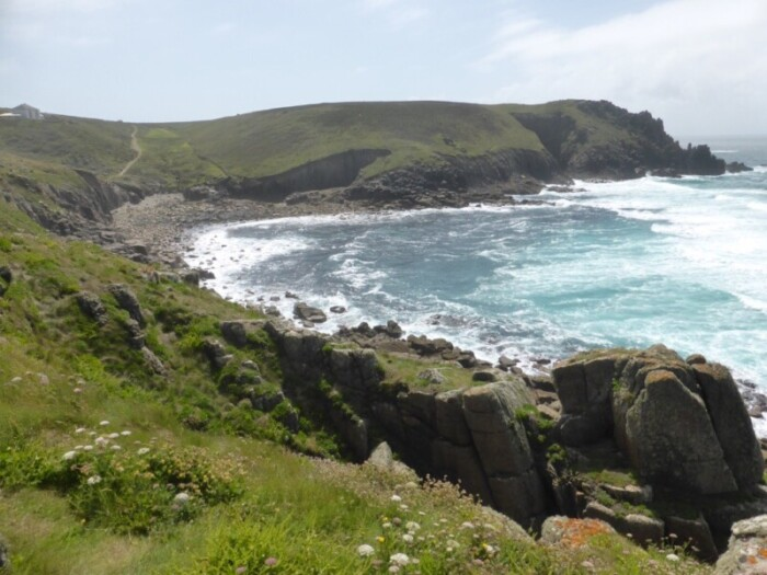 Nanjizal, Land's End, West Cornwall
