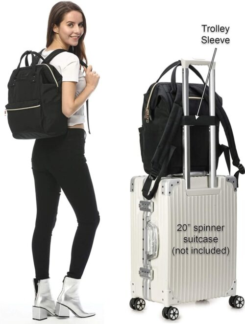 Lily & Drew Casual Travel Daypack