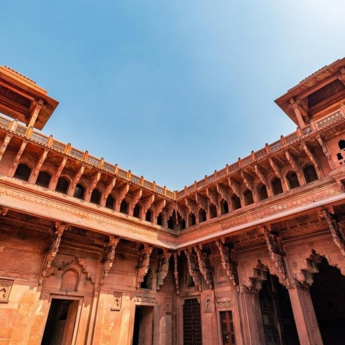 The Agra Fort