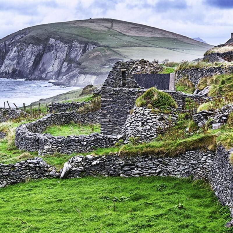 Dingle coastline