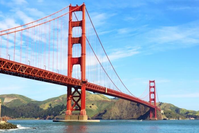 Golden Gate Bridge During Day