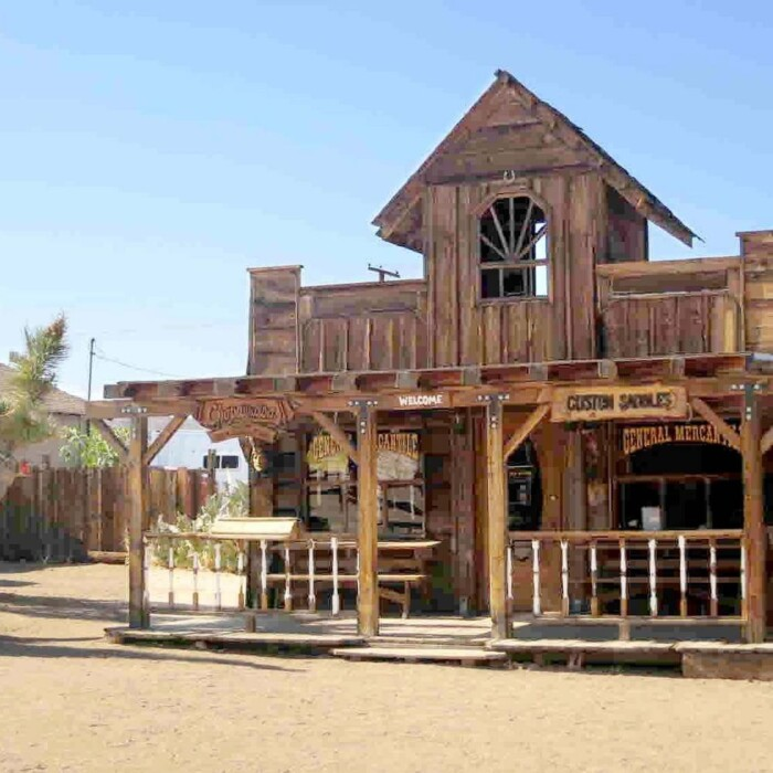 Pioneertown home