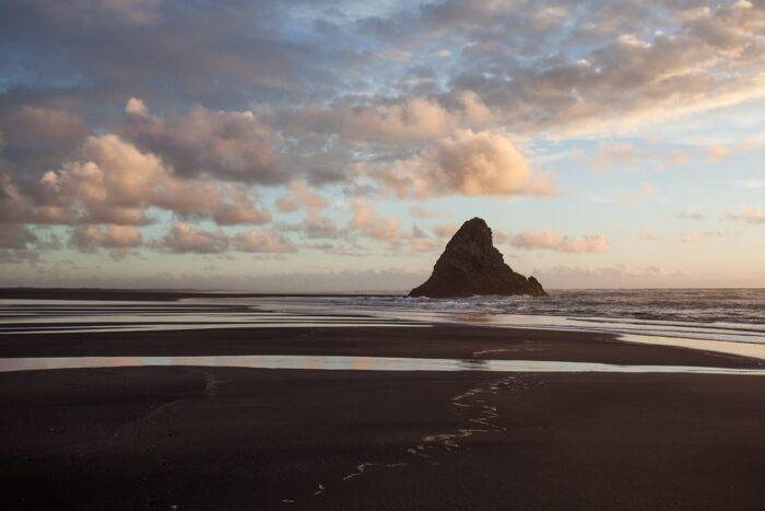 Amazing landscape in New Zealand