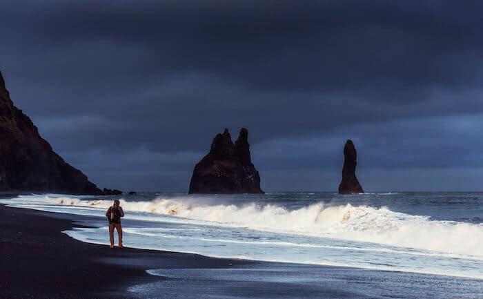Reynifjara - Black Sand Beach