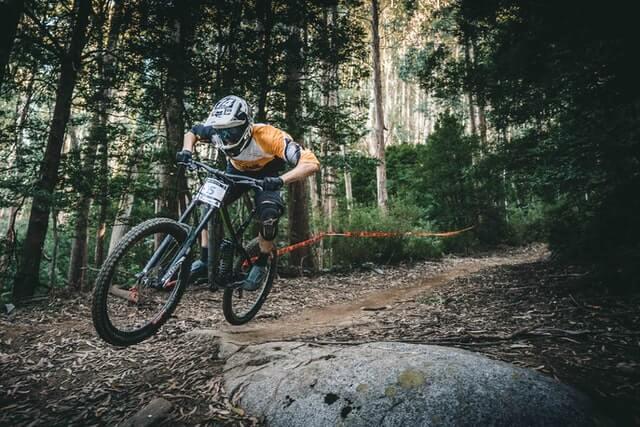 Burlington BMX Track racing