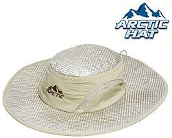Arctic Cooling Hat With UV Protection