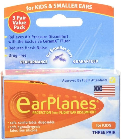 Kid's EarPlanes