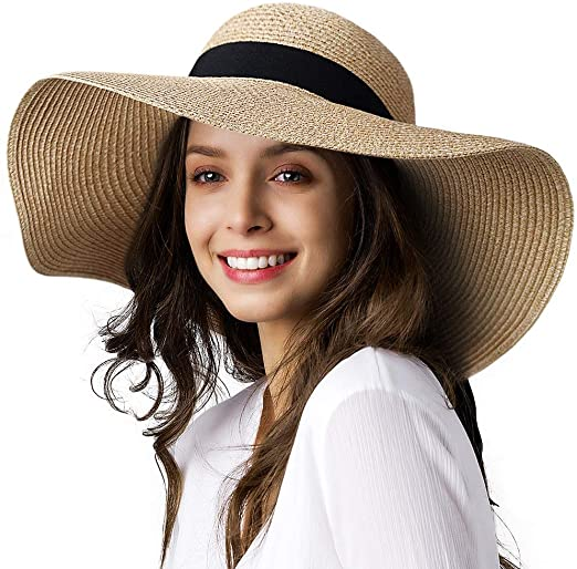 lightweight travel clothing for hot climates: Sun Straw Hat