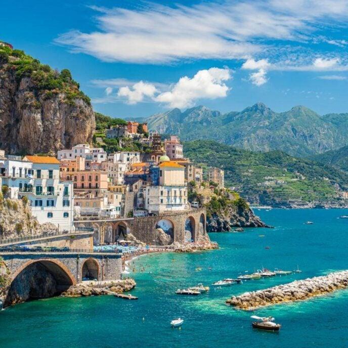 amalfi cruise