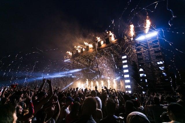 A night concert