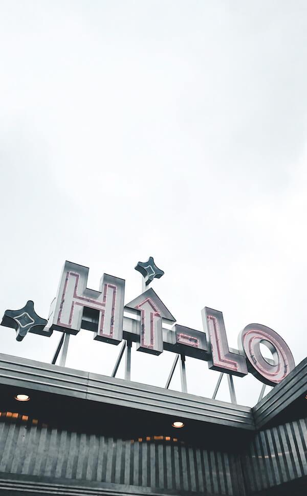 Hi-Lo Diner, Minneapolis
