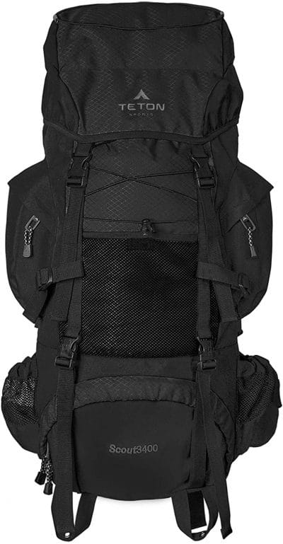 High-Performance Backpack