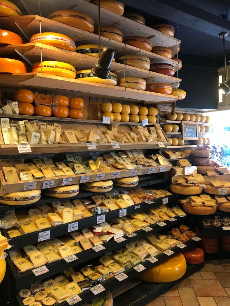 Dutch Cheese Shop (Amsterdam, Netherlands)