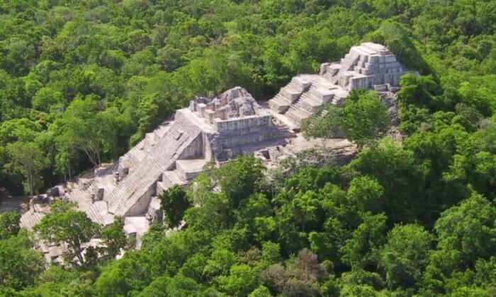 Ruins in Yucatan
