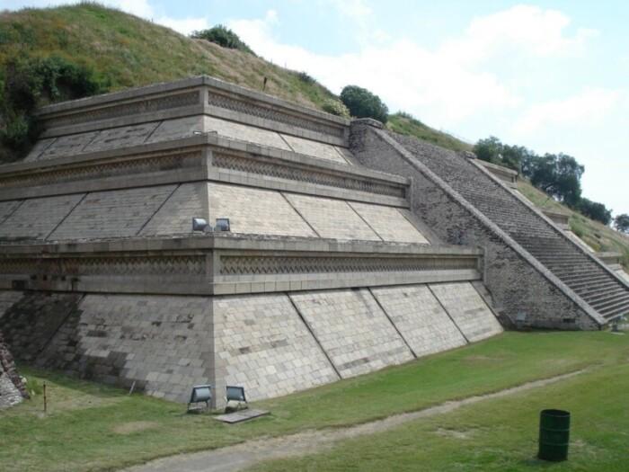 The Great Pyramid of Cholula