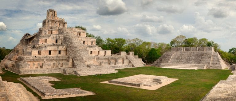 Archaeological Sites in Campeche
