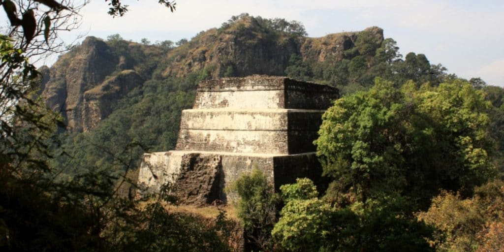 Archeological Site in Morelos