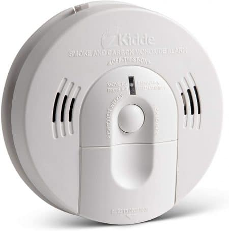 kidde smoke & carbon monoxide detector