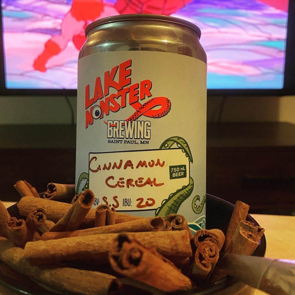 Lake Monster Brewing Cinnamon Cereal (1)