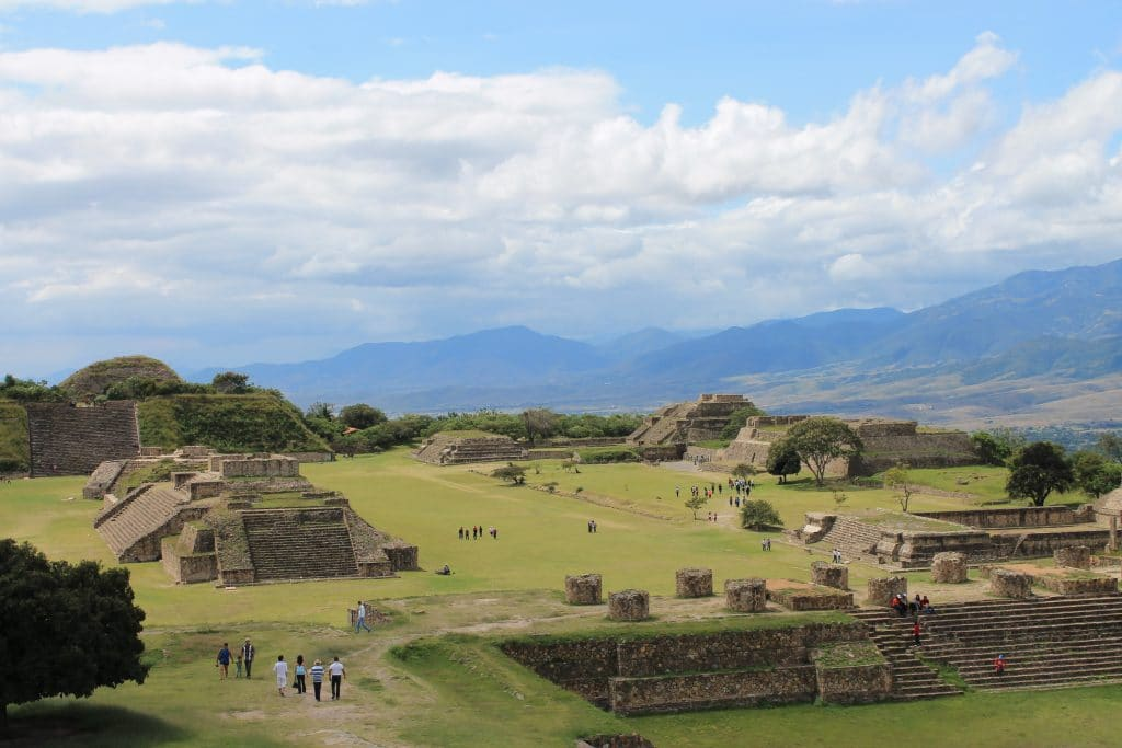 Archaeological Sites in Oaxaca
