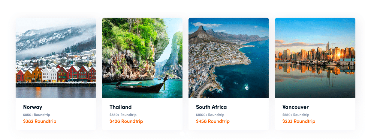Deals on Scott Cheap Flights