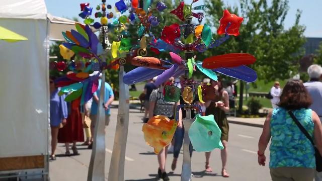 The Des Moines Arts Festival