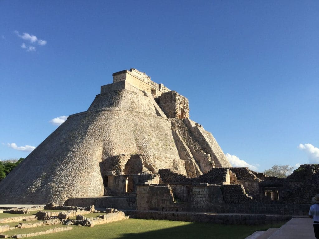 Archaeological Sites in Yucatan
