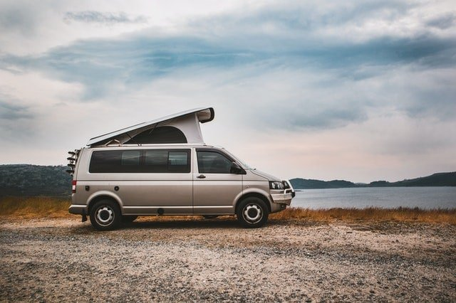 Van camping equipment