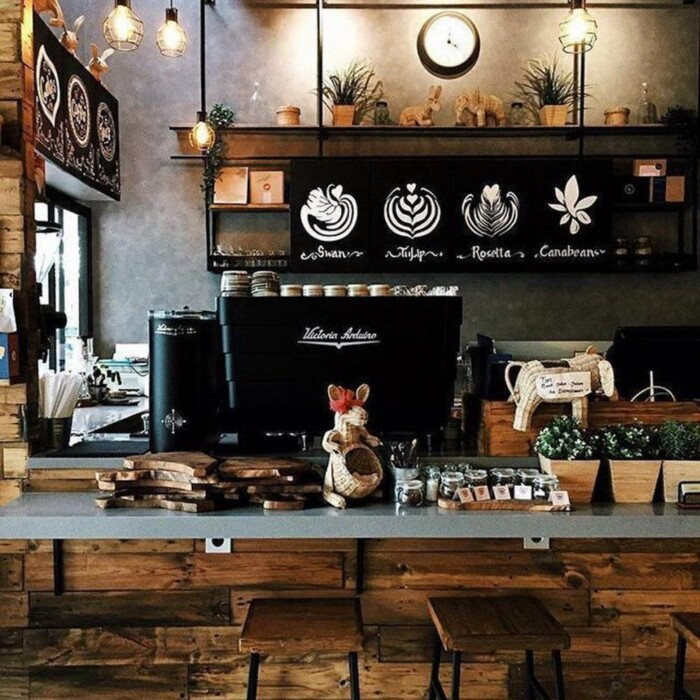 coffee shop in Minnesota