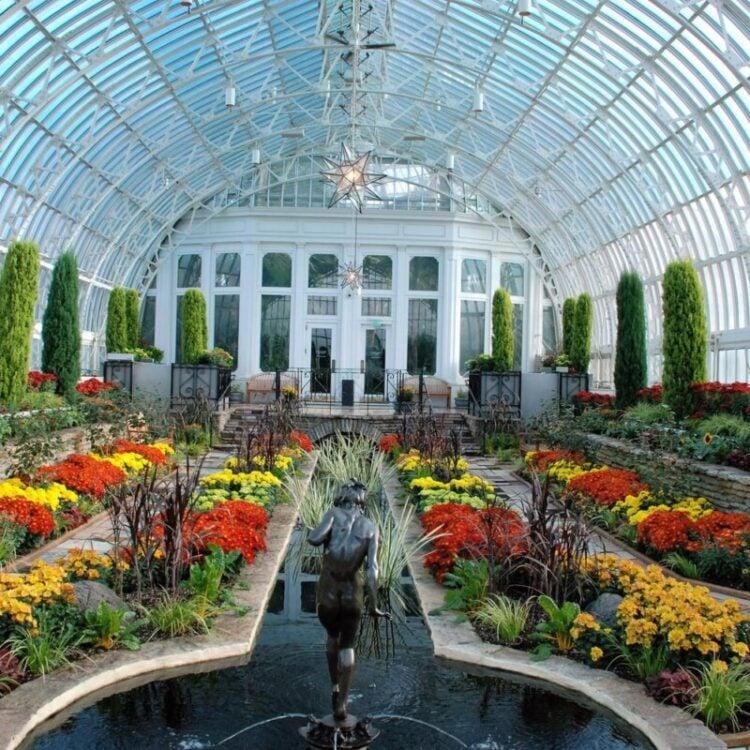 Como conservatory