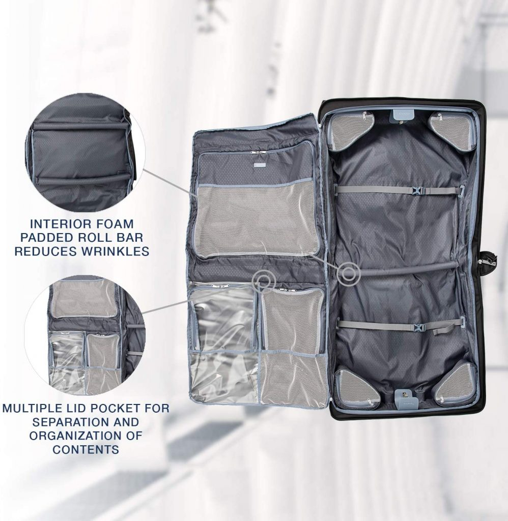 Excellent for carry-on