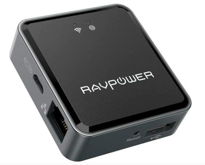 RavPower Filehub Travel Router N300