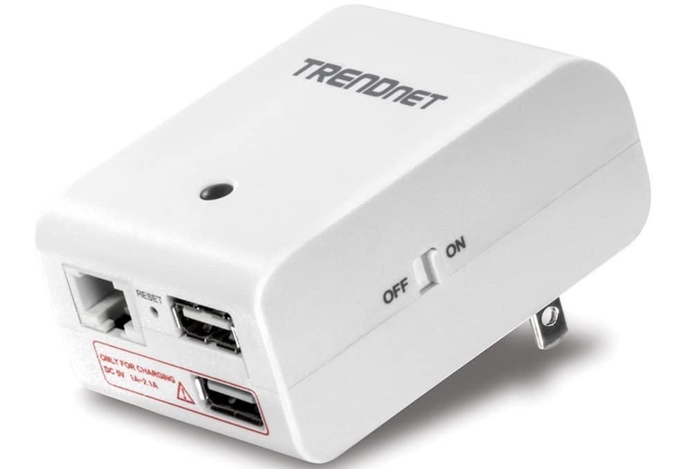 TRENDnet Wireless Travel Router