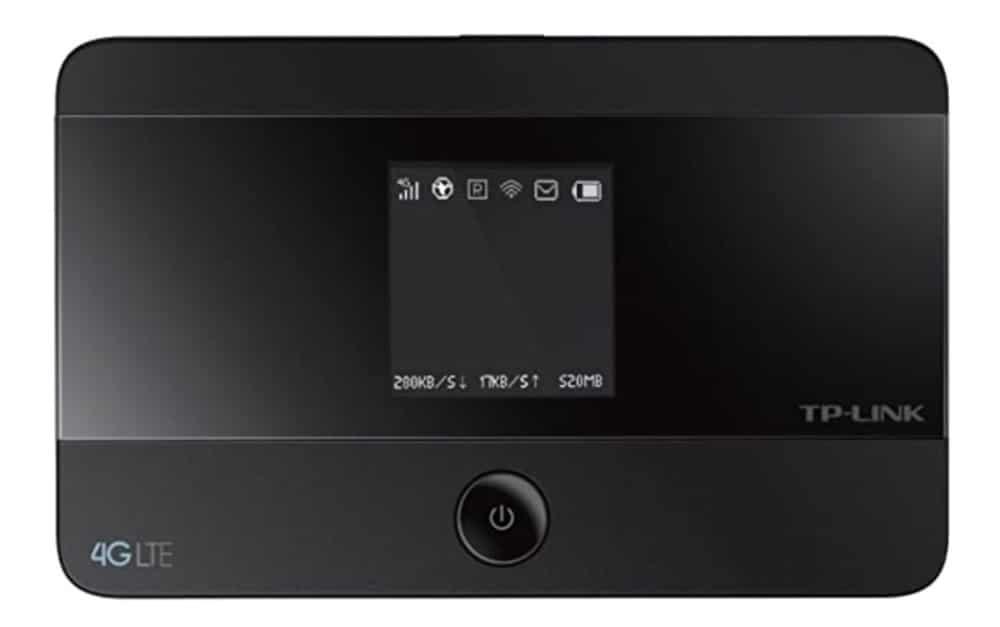 TP-LINK M7350 LTE MiFi