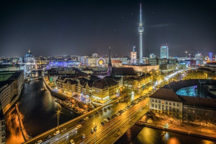 best party cities in europe