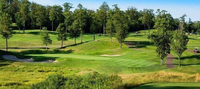 Brainerd Golf Trail course