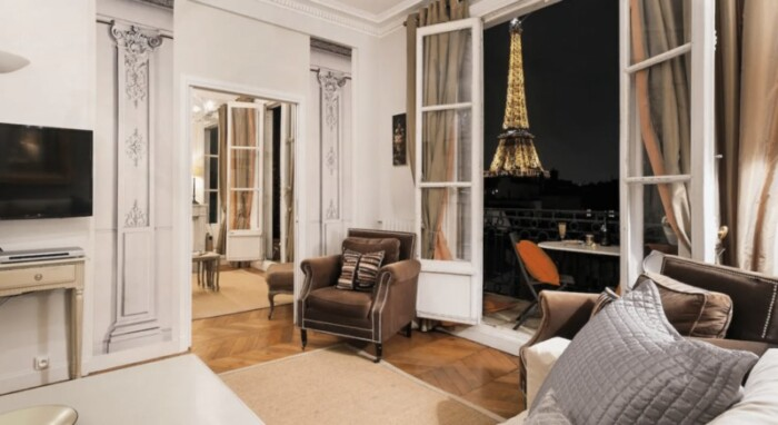The best Airbnb in Paris
