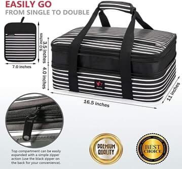 Casserole Carrier Bag